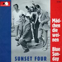 1967_Sunset Four – Mädchen Die Weinen