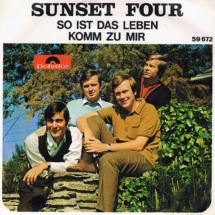 1968 Sunset Four – So Ist Das Leben
