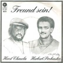 1984 Singe Freund sein mit Herbert Prohaska